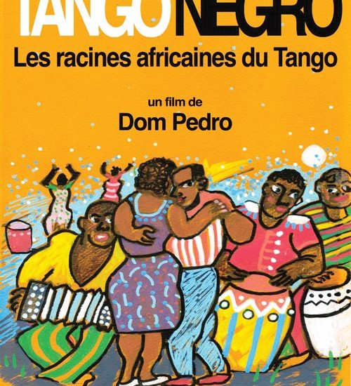 Tango Negro is vivid and expressive. It is presented as a documentary, looking at African dance from many angles, finding the link between the Tango as it developed in Latin America, and the dance forms imported by African slaves.