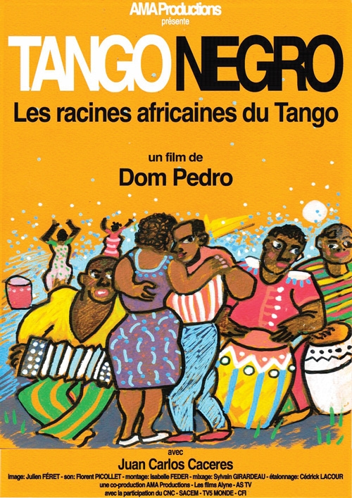 Angolan film traces Tango to Africa