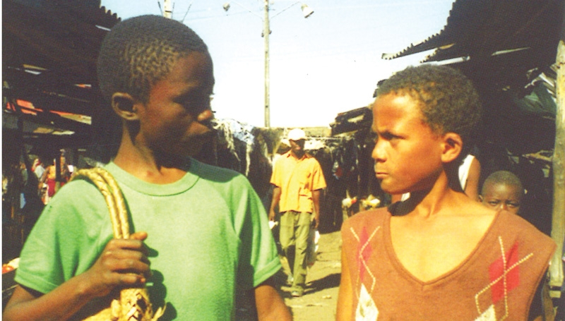 Inspiring Young Imaginations: AfricAvenir screens Mozambican film, O Grande Bazaar