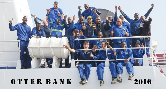 N$28 million later and the Otter swims again