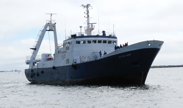 Hangana vessel receives face lift
