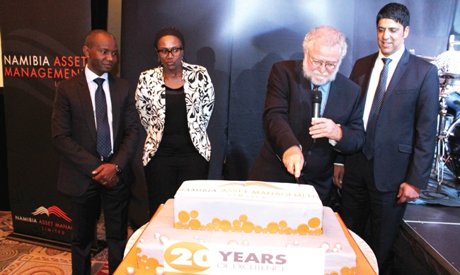Asset firm reaches 20 year milestone