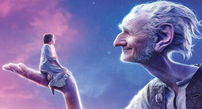 The BFG- Film Review