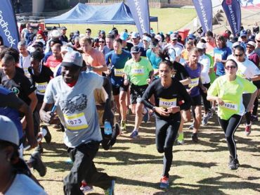 Corporate challenge set to break records