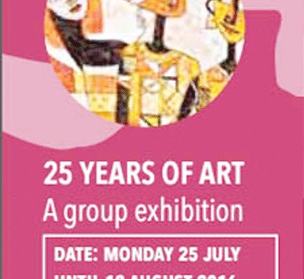 Adding to many events that they have had to celebrate their 25th anniversary, the Franco Namibian Cultural will displaying a 25 years of art collective exhibition, showcasing the work of artist that have graced the FNCC gallery in 2 years.