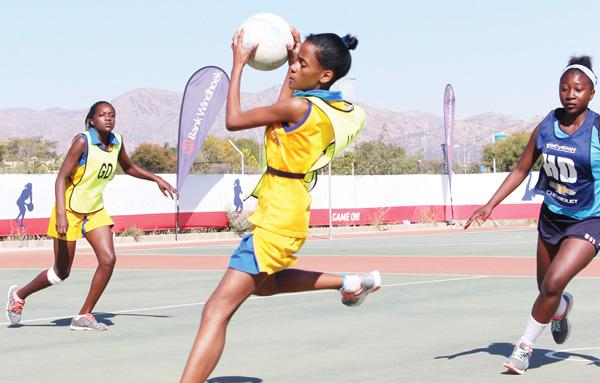 Goals netted at Bank Windhoek's Super league