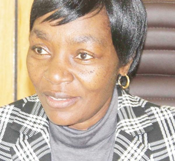 Permanent Secretary in the Ministry of Finance, Ms. Ericah Shafudah