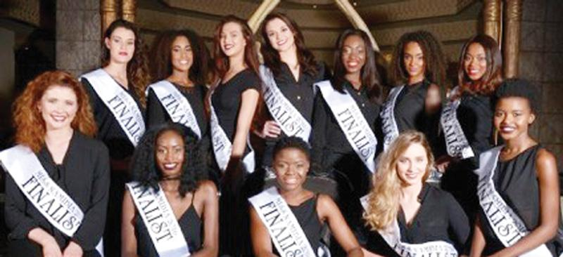 Meet the 12 Miss Namibia contestants