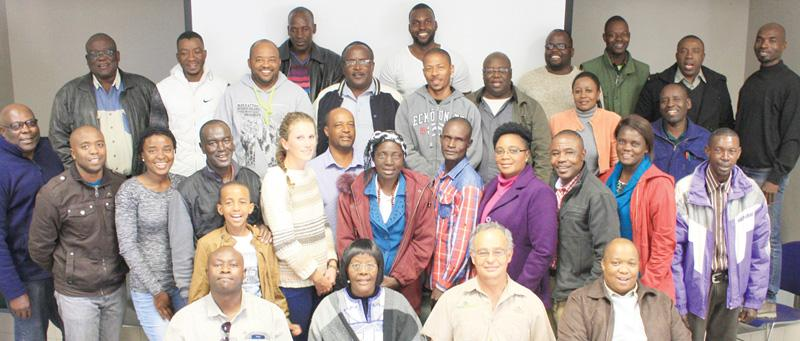 Animal health training conducted in Windhoek