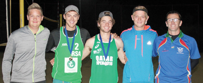 Here are the male champions at the Word Press Namibia Winter Classic that took place last weekend.