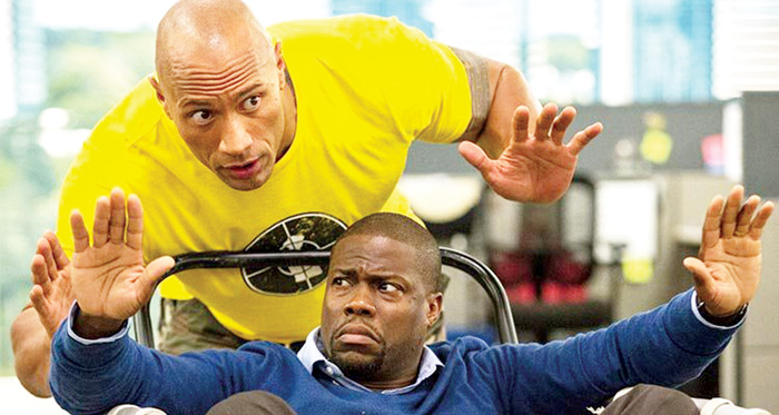Central Intelligence- Film Review