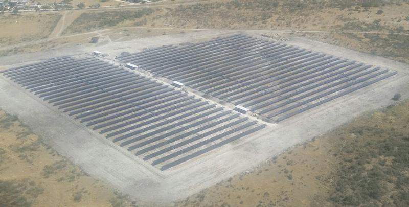 Solar firm, HopSol has finalized the Otjozondjupa Solar Park. It claims the title of the largest grid-connected solar photovoltaic (PV) plant in Namibia. The plant commenced operations on 28 June. At the same time it is the first completed project out of 14 projects approved within Nampower´s REFIT programme which aims to provide renewable energy projects to contribute to the nation´s power supply. The 5 MegaWatt (MW) PV power plant is located near Grootfontein and will account for approximately one percent of the country's total generation capacity.