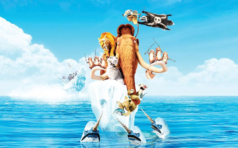 Ice Age: Collision Course-Film Review