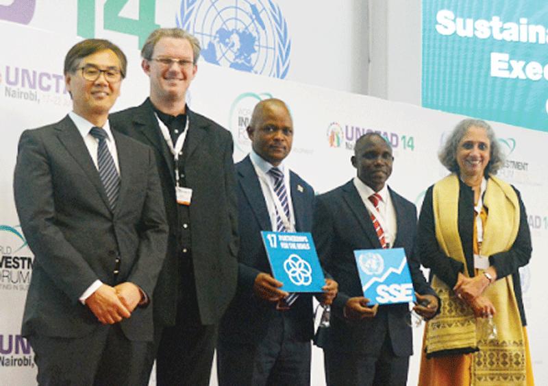NSX joins UN focus on green economy