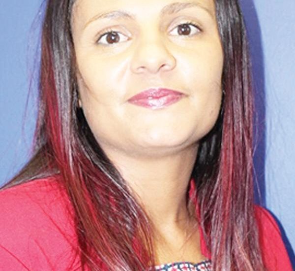 Standard Bank's newly appointed Head of Personal and Business Banking Mercia Geises.