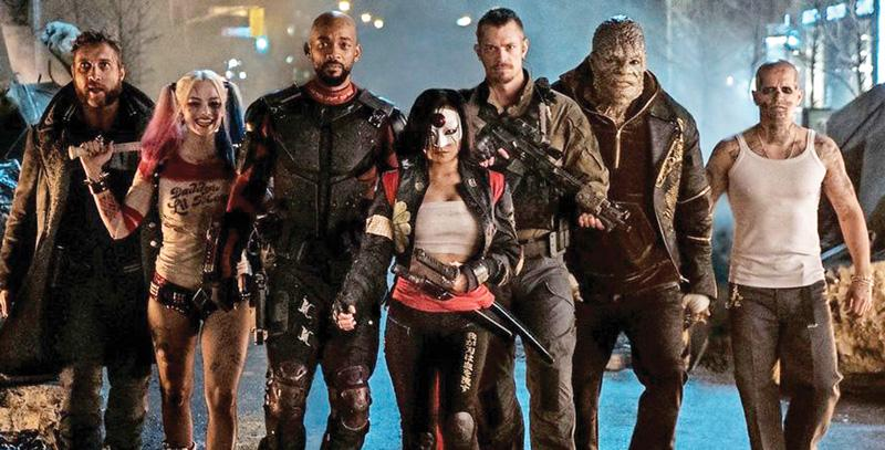 Suicide Squad- Film Review
