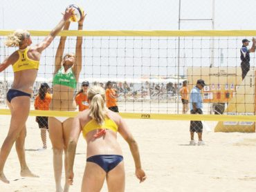 World beach volley tourney key in development of sport locally