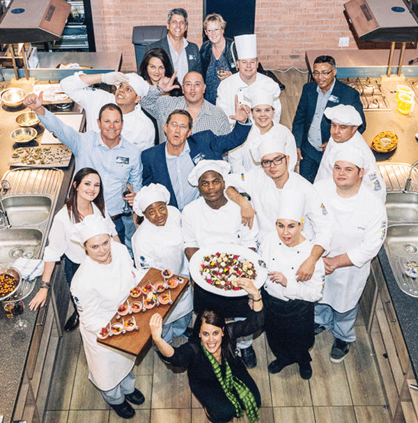 Caterplus, Silverspoon ink hospitality agreement