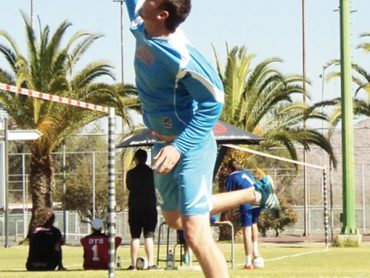Fistball league takes it to the coast