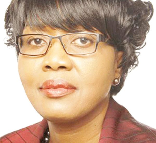 Prime Minister,  Right Honorable Dr. Saara Kuugongelwa-Amadhila