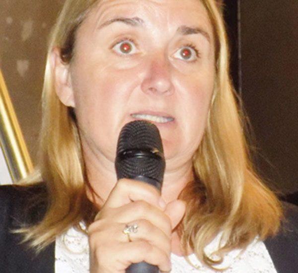 Ms. Jana Hybaskova, the Ambassador of the European Union Delegation in Namibia