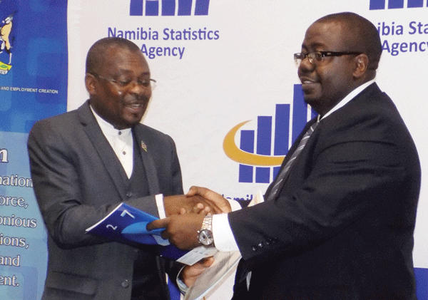 Labour Ministry inks MoU with Statistics Agency