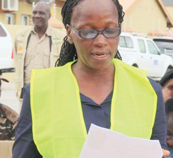 Ongwediva mayor,Angelina Angula