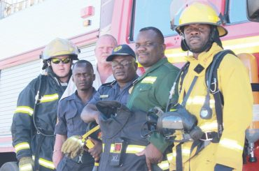 Firemen need to be protected first