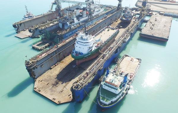 Elgin Brown & Hamer divests from Namibian drydock operator in surprise move