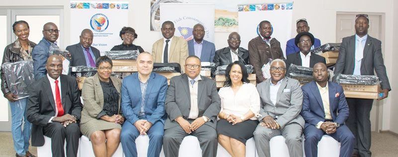 Needy schools empowered with ICT equipment