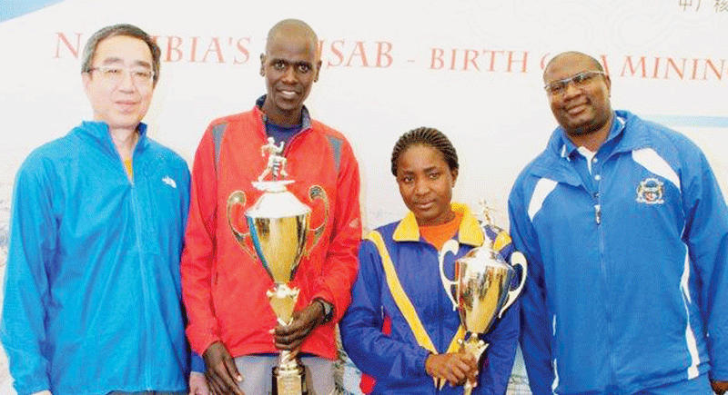 Husab Marathon crowns champions
