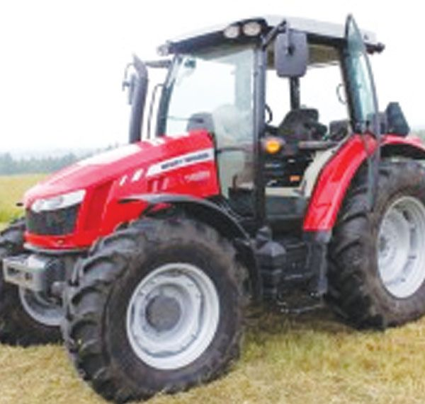 MF 300 ideal for small farmers