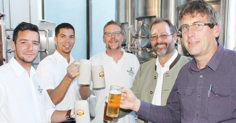 Namibia and SA Brewers collaborate