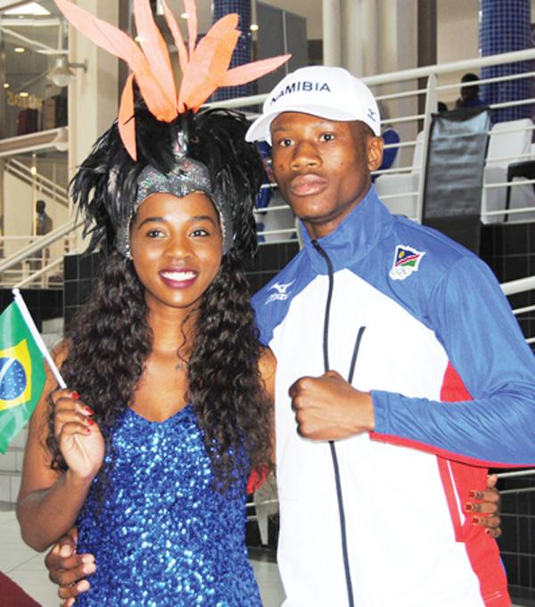 Boxing star to lift flag at Olympics