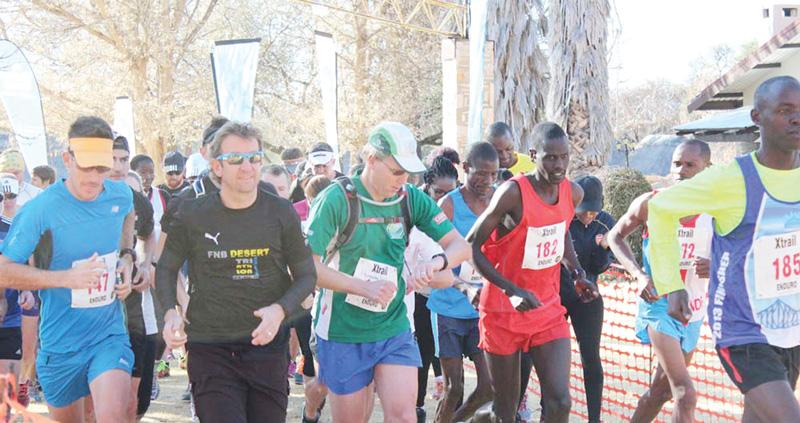 Windhoek Light Wild Trail this weekend