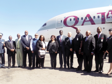 Windhoek – Doha flight route commences