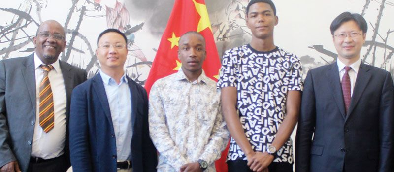 Engineering, key area for Namibia-China co-operation