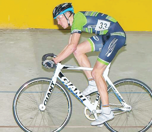 Marggraff to pedal for the Western Province endurance team