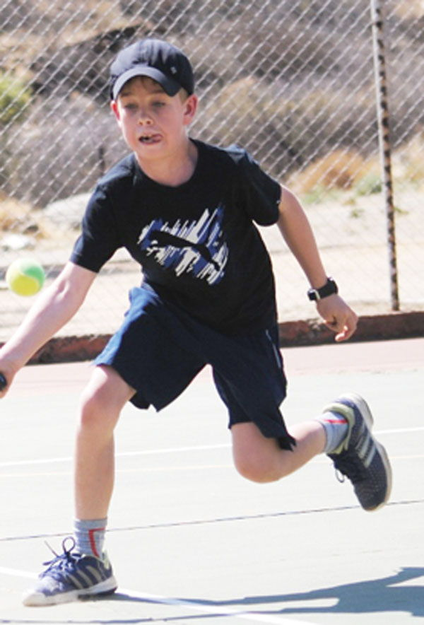 PTA Tennis Series reaches final stretch