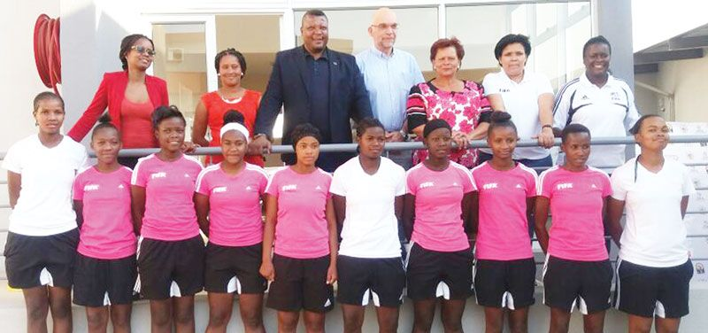 NFA Girls Centre takes in first batch of girls