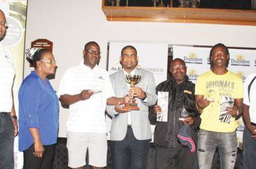 Golfers raise funds for Tsumeb