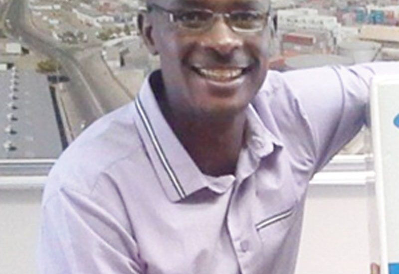 Edward Shivute