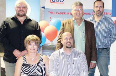BDO and Paratus celebrate long audit relationship
