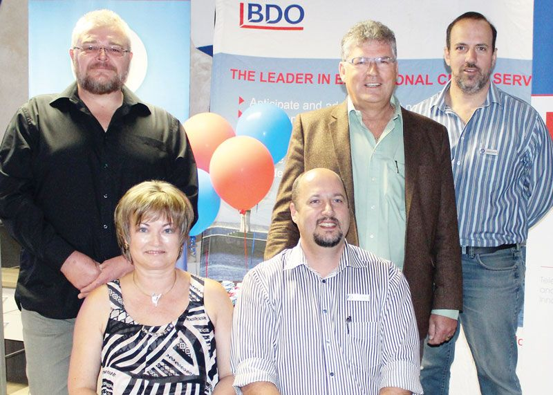 BDO and Paratus celebrate long audit relationship