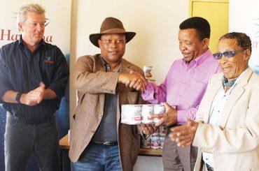 Hangana drought relief to Opuwo and Tsumkwe