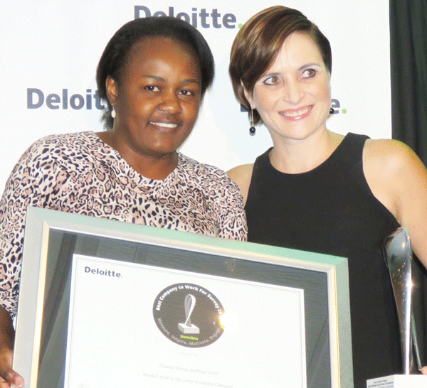Trustco wins Best Company to Work for