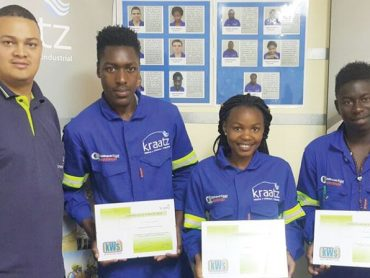 Kraatz gets more graduates From Welding School