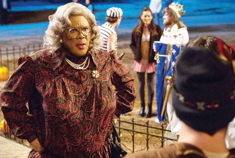 boo a madea halloween film review