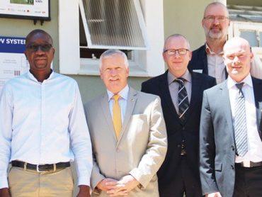 Solar power for Kleines Heim