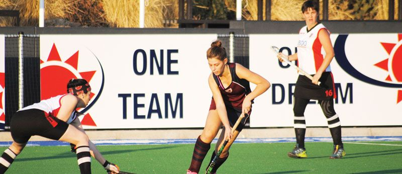 DTS clinches outdoor hockey league